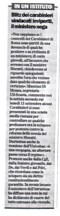 Il Gazzettino 21 settembre 2004