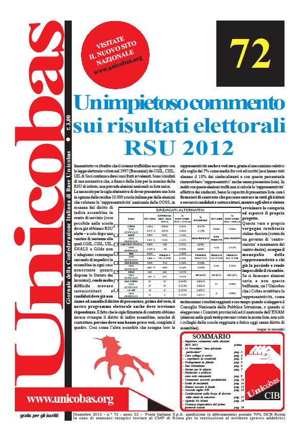 giornale 72