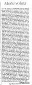 Il Quotidiano di Calabria 24 luglio 2001